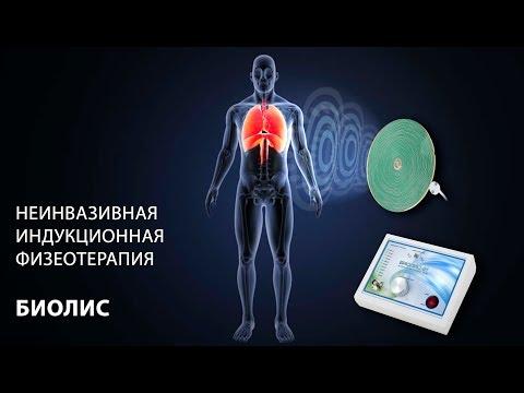 Embedded thumbnail for Катушки Мишина - Обзор аппарат Биолис-03